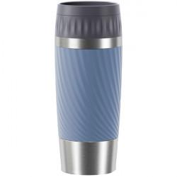 Термокружка EMSA TRAVEL MUG EASY TWIST, 0,36 л, синяя Emsa N2011800