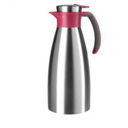 Термос-чайник EMSA SOFT GRIP, 1,5 л, малина и сталь Emsa 514501