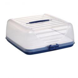 Контейнер для торта EMSA SUPERLINE с охлаждением, голубой Emsa 503647