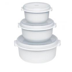 Набор из 3 контейнеров EMSA MICRO FAMILIY, 0,5, 1 и 1,5 л Emsa 459061200