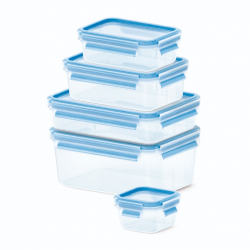 Набор из 5 контейнеров Emsa CLIP&CLOSE 512753