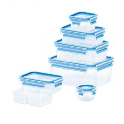 Набор из 7 контейнеров EMSA CLIP&CLOSE Emsa 515562