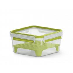 Сэндвич-бокс EMSA CLIP & GO XL, зелёный Emsa 1,3 л N1071700