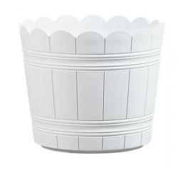 Кашпо EMSA COUNTRY 24 см, белое Emsa 515257
