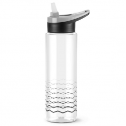 Бутылка для воды EMSA Drink2Go N3031100 0,7 л с узором