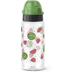 Бутылка для воды EMSA Drink2Go F3030500 0,5 л с узором