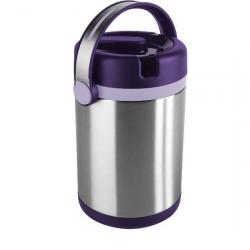 Термос для ланча EMSA MOBILITY, 1,7 л, фиолетовый и стальной Emsa 509234