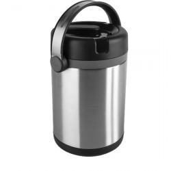 Термос для ланча EMSA MOBILITY, 1,7 л, серый и стальной Emsa 509245