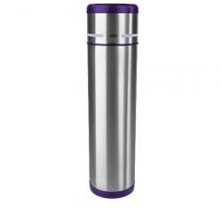 Термос EMSA MOBILITY, 1 л, фиолетовый и стальной Emsa 509228