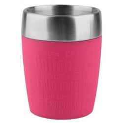 Термостакан EMSA TRAVEL CUP, 0,2 л, розовый Emsa 514517