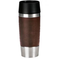 Термокружка EMSA TRAVEL MUG, 0,36 л, коричневая Emsa 513360