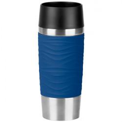 Термокружка EMSA TRAVEL MUG WAVES, синяя, 0,36 л Emsa N2010900