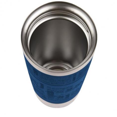 Термокружка EMSA TRAVEL MUG GRANDE, 0,5 л, синяя Emsa 515618 - emsa – фото 4