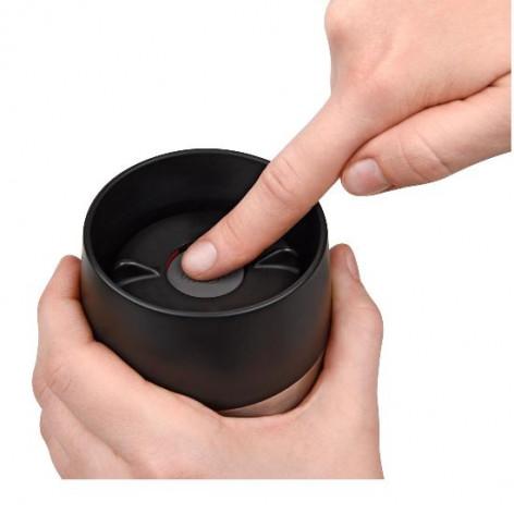 Термокружка EMSA TRAVEL MUG GRANDE, 0,5 л, коричневая Emsa 515616 - emsa – фото 5
