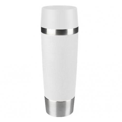 Термокружка EMSA TRAVEL MUG GRANDE, 0,5 л, белая Emsa 515682 - emsa – фото 1