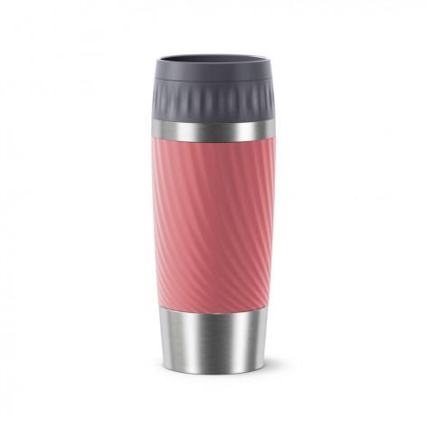 Термокружка EMSA TRAVEL MUG EASY TWIST, 0,36 л, красная Emsa N2011600 - emsa – фото 1