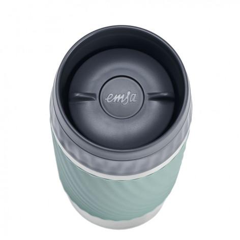 Термокружка EMSA TRAVEL MUG EASY TWIST, 0,36 л, зеленая Emsa N2011700 - emsa – фото 6