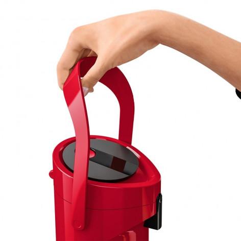 Помповый термос EMSA PONZA, 1,9 л, красный Emsa 515708 - emsa – фото 4
