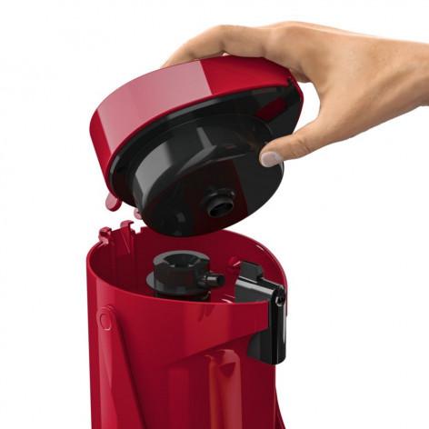 Помповый термос EMSA PONZA, 1,9 л, красный Emsa 515708 - emsa – фото 2