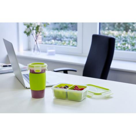 Кружка EMSA CLIP & GO SMOOTHIE MUG, зеленая Emsa 0,45 л N1071500 - emsa – фото 10