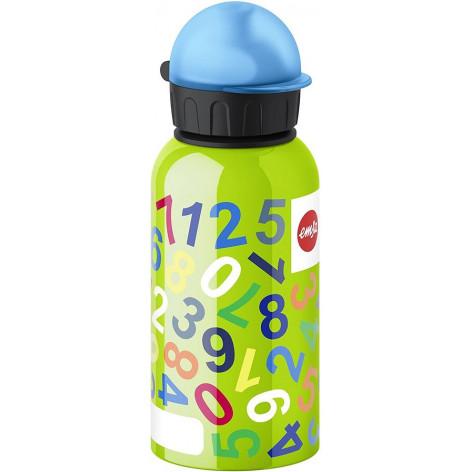 Детская питьевая фляжка 0,4 л Emsa KIDS FLASKS Цифры, 514401 - emsa – фото 1