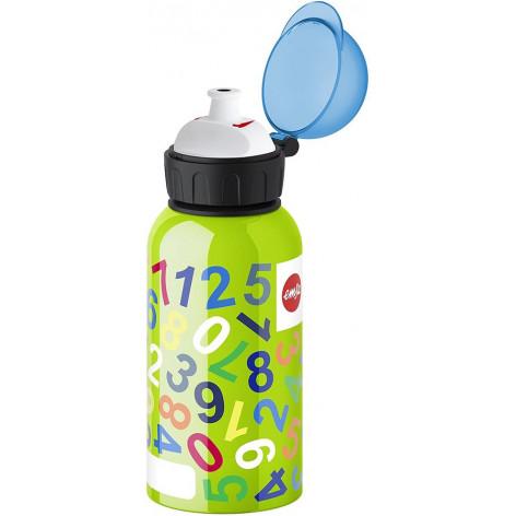 Детская питьевая фляжка 0,4 л Emsa KIDS FLASKS Цифры, 514401 - emsa – фото 2