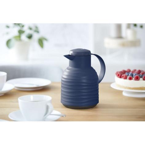 Термос-чайник EMSA Samba Wave 1 л со стеклянной колбой Emsa N4011000 - emsa – фото 8