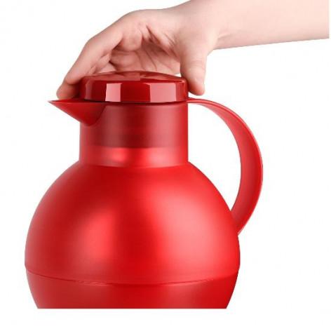 Термос-чайник EMSA SOLERA, 1 л, красный Emsa 509155 - emsa – фото 6