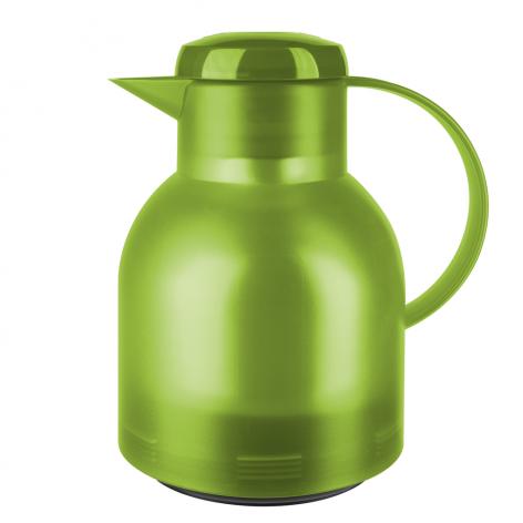 Термос-чайник EMSA Samba 1 л из пластика со стеклянной колбой Emsa K3036312 - emsa – фото 1