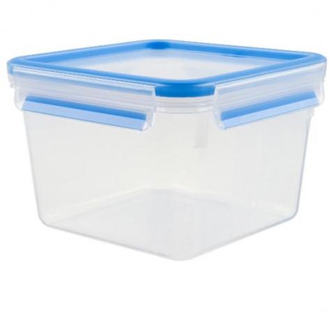 Контейнер EMSA CLIP&CLOSE пластиковый квадратный, 1,75 л Emsa 508537 - emsa – фото 1