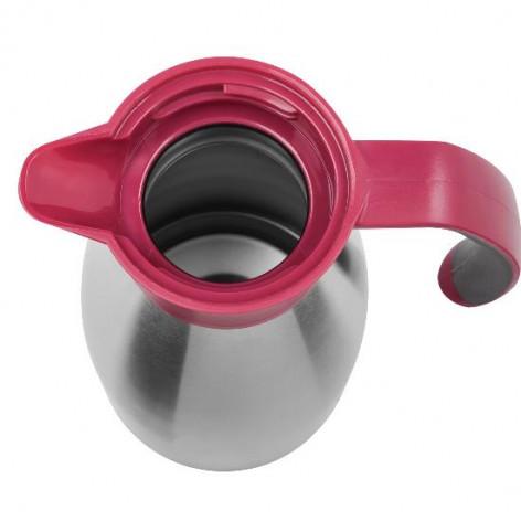 Термос-чайник EMSA SOFT GRIP, 1,5 л, малина и сталь Emsa 514501 - emsa – фото 2