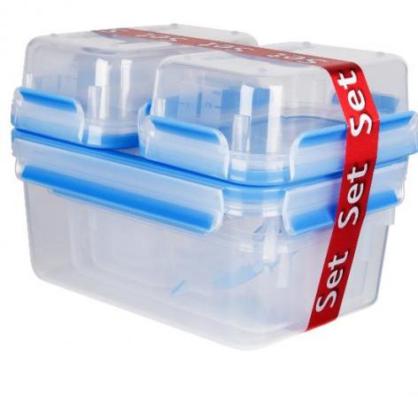 Набор из 7 контейнеров EMSA CLIP&CLOSE Emsa 515562 - emsa – фото 2