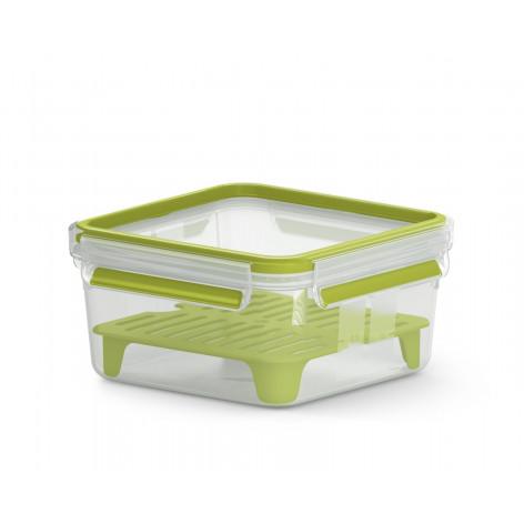 Сэндвич-бокс EMSA CLIP & GO XL, зелёный Emsa 1,3 л N1071700 - emsa – фото 1