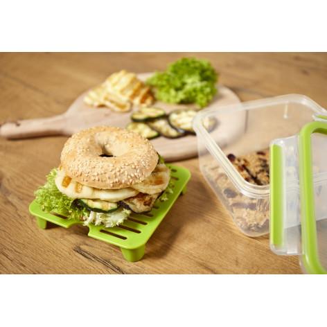 Сэндвич-бокс EMSA CLIP & GO XL, зелёный Emsa 1,3 л N1071700 - emsa – фото 5