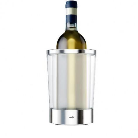 Ведёрко для охлаждения вина EMSA FLOW SLIM стеклянное Emsa 514234 - emsa – фото 2