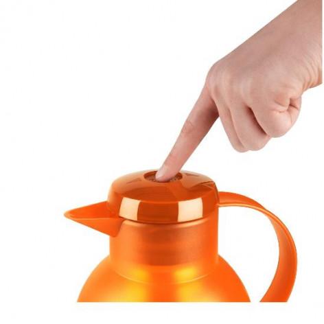 Термос-чайник EMSA SAMBA, 1 л, оранжевый Emsa 504234 - emsa – фото 10