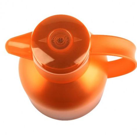 Термос-чайник EMSA SAMBA, 1 л, оранжевый Emsa 504234 - emsa – фото 7