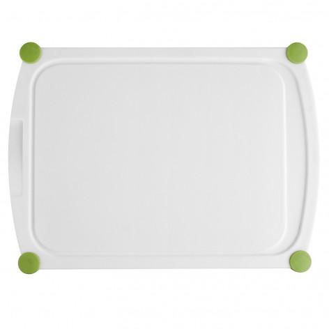Разделочная доска EMSA Perfect Cut, 35*25 см, белая Emsa 514453 - emsa – фото 1