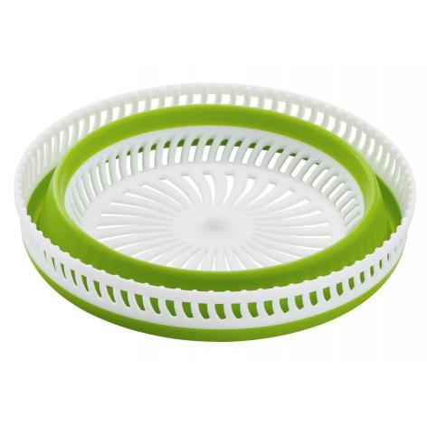 Сушилка для салата EMSA BASIC складная, 4 л, зелёная Emsa 512992 - emsa – фото 5