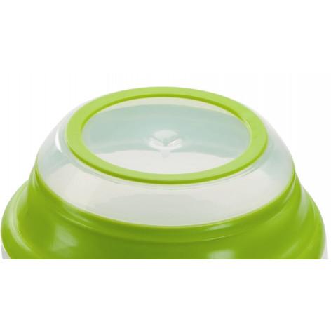 Сушилка для салата EMSA BASIC складная, 4 л, зелёная Emsa 512992 - emsa – фото 6