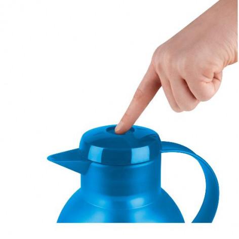 Термос-чайник EMSA SAMBA, 1 л, лазурный Emsa 509819 - emsa – фото 5