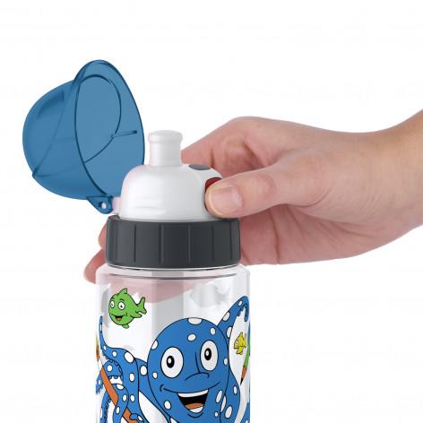 Бутылка для воды 0,5 л Emsa DRINK2GO, Осьминог 518304 - emsa – фото 4