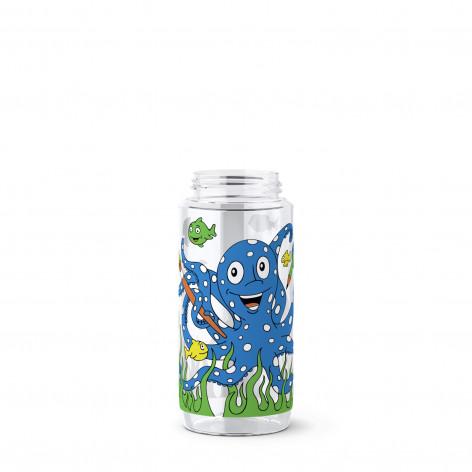 Бутылка для воды 0,5 л Emsa DRINK2GO, Осьминог 518304 - emsa – фото 5