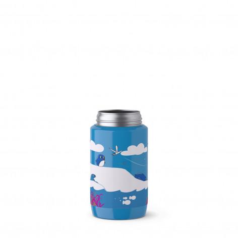 Термофляжка EMSA DRINK2GO, Пингвин, нержавеющая сталь, 0,4 л Emsa 518359 - emsa – фото 3