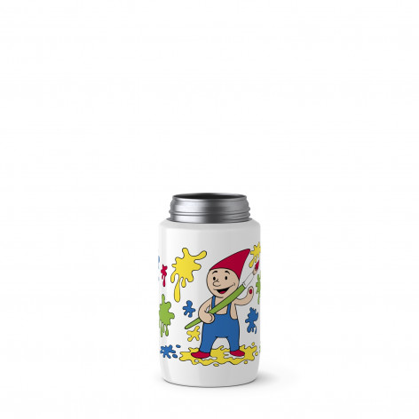 Термофляжка EMSA DRINK2GO, Художник, нержавеющая сталь, 0,4 л Emsa 518361 - emsa – фото 2