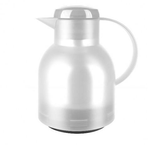 Термос-чайник EMSA SAMBA, 1 л, белый Emsa 504687 - emsa – фото 1