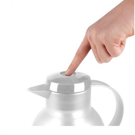 Термос-чайник EMSA SAMBA, 1 л, белый Emsa 504687 - emsa – фото 5