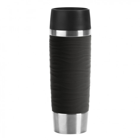 Термокружка 0,5 л, черная EMSA N2011900 - emsa – фото 1