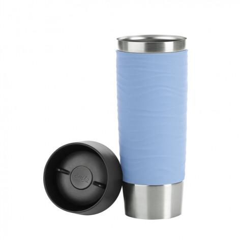 Термокружка 0,5 л, синяя EMSA N2012100 - emsa – фото 2