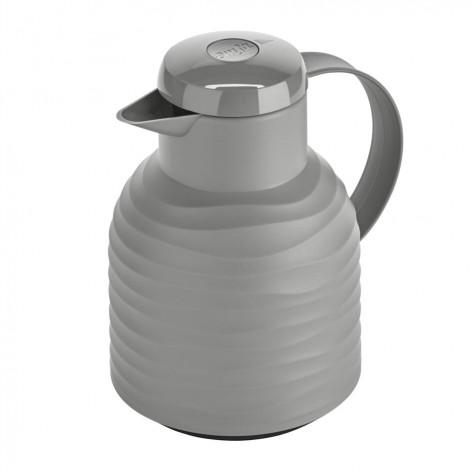 Термос-чайник EMSA Samba Wave 1 л со стеклянной колбой Emsa N4010900 - emsa – фото 1